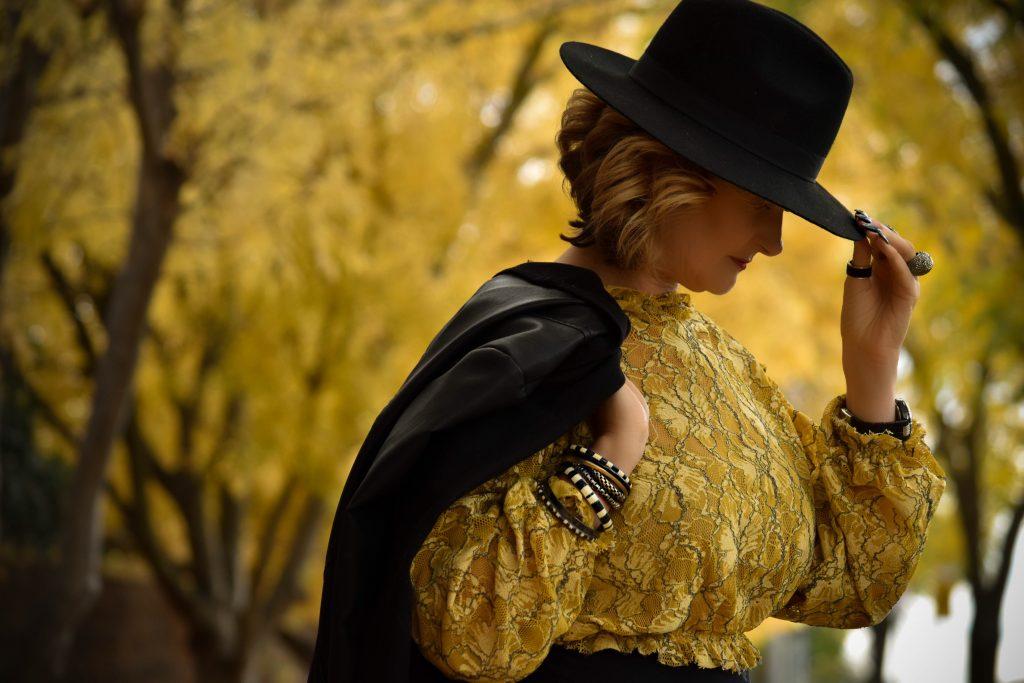 Autumn Fashion Boho Vibes