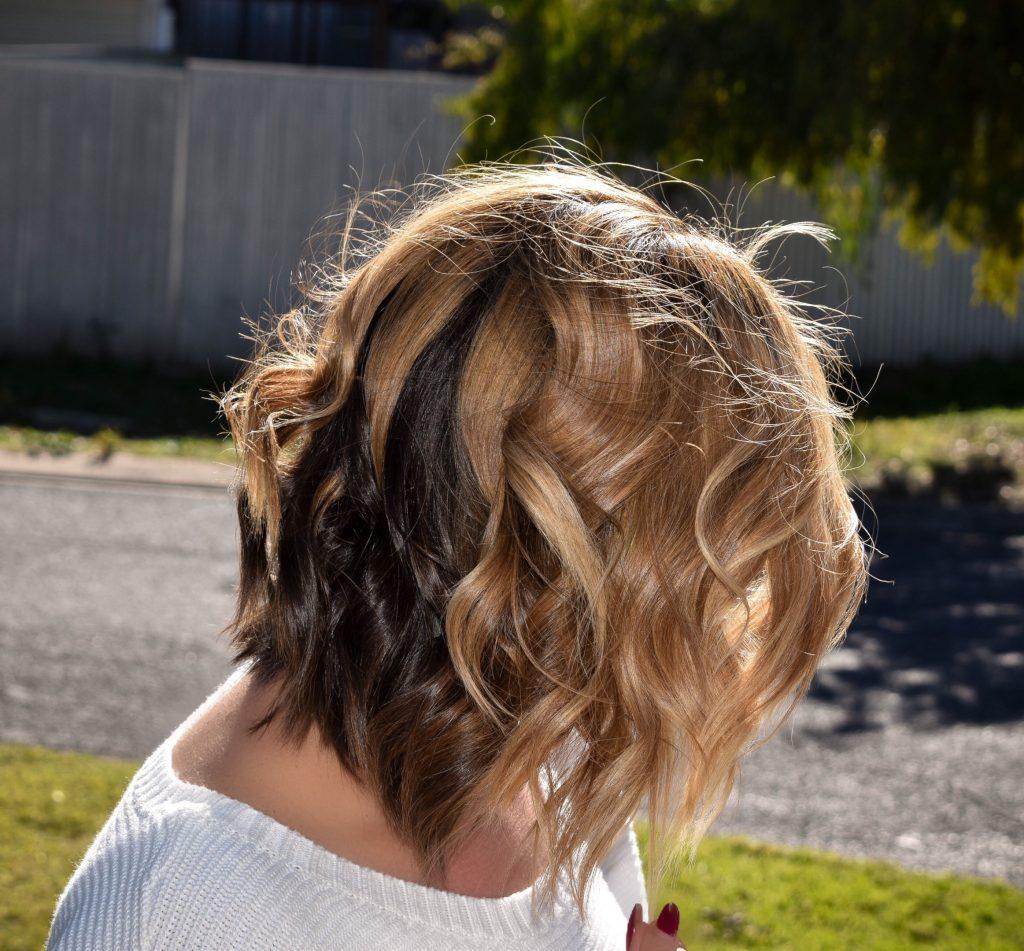 Organic Hair- shiny