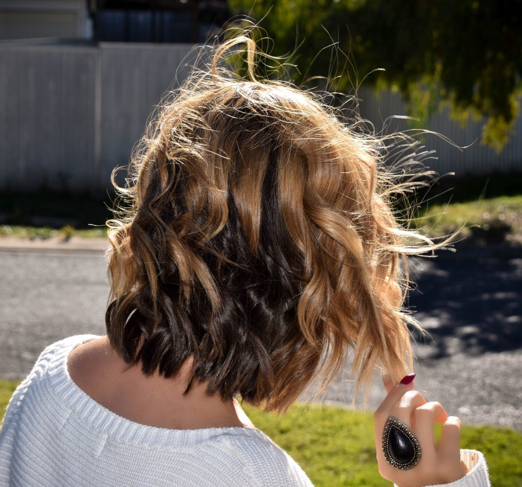 Organic Hair - luscious locks