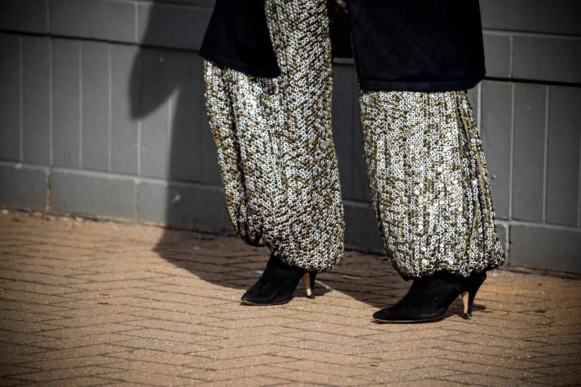 Sequin Pants - Camilla Pants