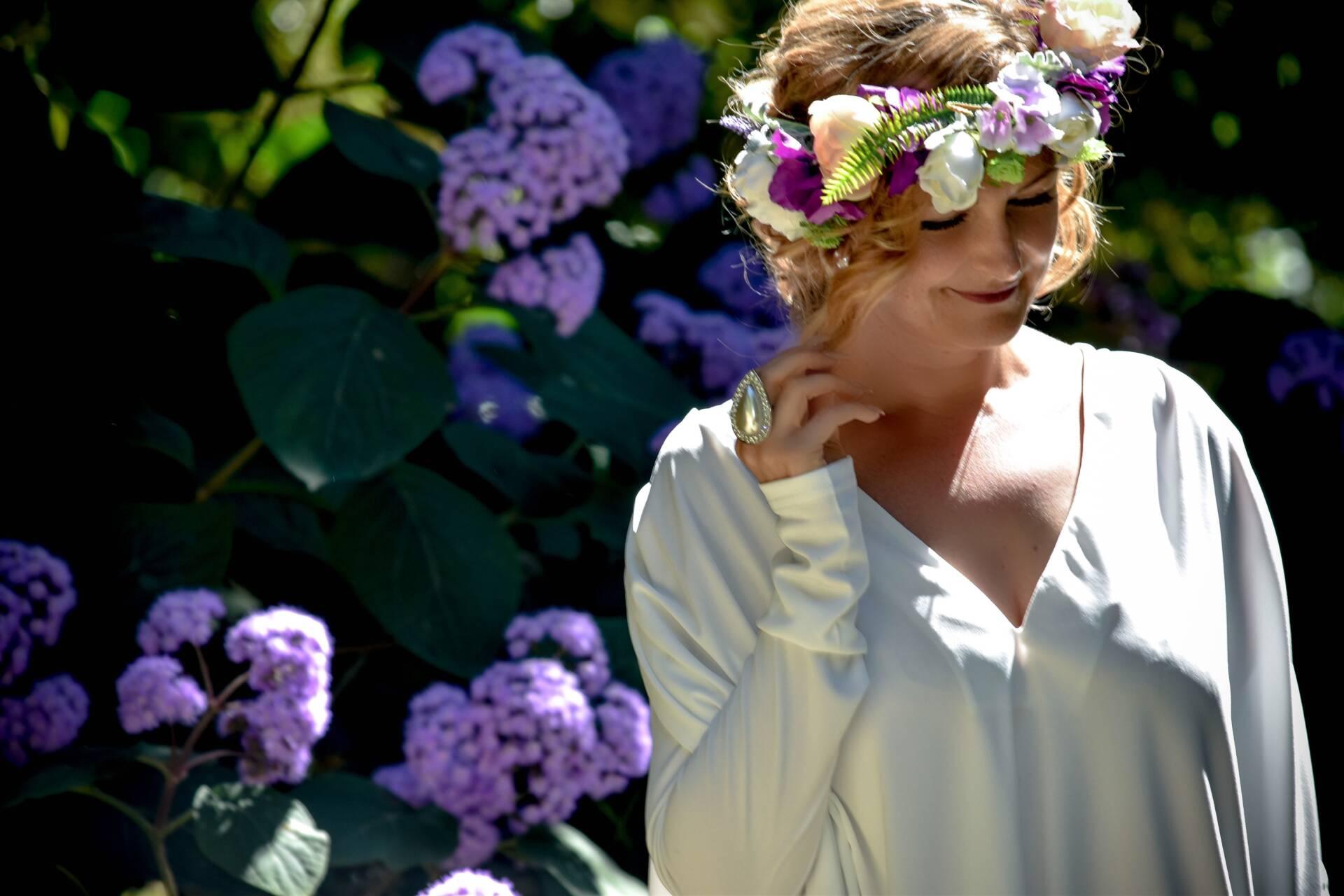 The Gypsy Mumma- Flower Crown